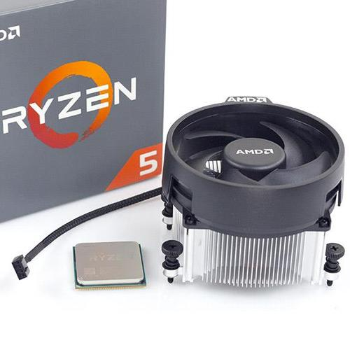 AMD Ryzen 5 1600 6 Core AM4 CPU/Processor - Aria PC
