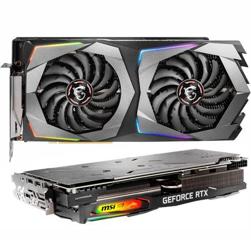 MSI NVIDIA GeForce RTX 2070 GAMING Z - 8GB Turing Graphics Card +