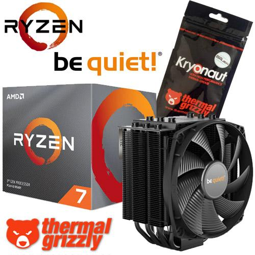 Amd Ryzen 3800x Performance Cooling Package Aria Pc