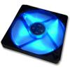 120mm Gelid Solutions Slim 12 PL Blue LED Silent PWM Fan - 4-Pin