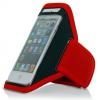 SportBand Holder for iPhone 4/5  &  Samsung Galaxy S3/S4 - Red