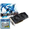 MSI Radeon HD 7870 OC 2GB GDDR5 Graphics Card [R7870-2GD5T/OC] + £10 CASHBACK!