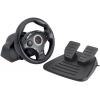 Trust GXT 27 Gaming Steering Wheel, Gaming Pedal