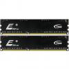 TeamGroup Elite Black 16GB (2x8GB) DDR3 PC3-12800C11 1600MHz Dual Channel Kit (TPKD316G1600HC11DC01)