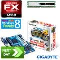 Gladiator AMD FX-4300 Quad-Core Next Day Bundle