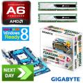 Gladiator AMD A6-5400K Dual-Core Unlocked Next Day Bundle
