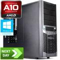 Gladiator 5800K-HD7660D AMD 4.20GHz Quad-Core Next Day Gaming PC