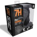 SteelSeries 7H Gaming Headset - Black [61050]