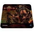 SteelSeries QcK Diablo III Barbarian Edition Gaming Mouse Pad [67222]