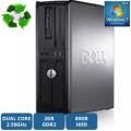 Dell Optiplex 760 Dual Core Windows 7 Professional SFF Refurb PC
