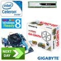 Gladiator Intel 847 Sandy Bridge Dual-Core Next Day Bundle