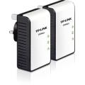 TP-Link TL-PA411KIT 500Mbps Mini Powerline Adapter - Twin Pack