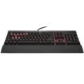 Corsair Vengeance K70 Black Edition Mechanical Gaming Keyboard - Cherry MX Red