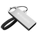32GB Transcend JetFlash 520 Silver USB 2.0 Flash Drive
