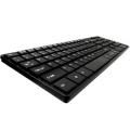Arctic Multi-Functional Keyboard with Comfort and Style (Black)