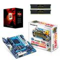 GLADIATOR AMD FX8350 4.00GHz 8x Core 16GB DDR3 Pre-Built Bundle