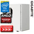 GLADIATOR i5-4670K Overclocked 4.40GHz AMD 7950 Gaming PC - CLEARANCE