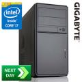GLADIATOR Intel i7-4790 3.60GHz Quad-Core Next Day Desktop PC