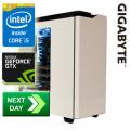 GLADIATOR Intel i5-4670K O.C. 4.40GHz / 2x GTX760 Graphics Cards (SLI) GAMING PC + Window 8.1 Installed
