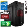 GLADIATOR Intel i5-4590 RADEON R9-280X Clearance Gaming PC with Windows 8.1