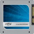 "Crucial® MX100 128GB SATA 2.5""  7mm (with 9.5mm adapter) Internal Solid State Drive"
