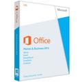 Microsoft Office Home and Business 2013 x32/x64 English - (PKC) Product Key Card [MRS-T5D-01574]