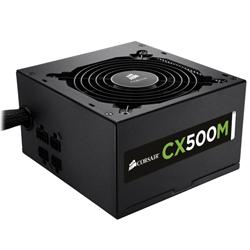 500W,Corsair,Builder,Series,CX500M,80PLUS,Bronze,Modular,Power,Supply,