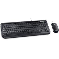 Microsoft,Desktop,600,Wired,Black,USB,Keyboard,&,Mouse,Bundle,