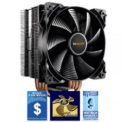 be,quiet!,Pure,Rock,CPU,Air,Cooler,-,BK009,