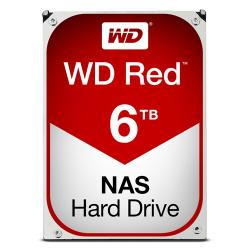 "6TB,WD,Red,WD60EFRX,-,3.5"",NAS,Hard,Drive/HDD,"