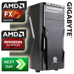 GLADIATOR,FX,4300,/,RX,460,Pre,Built,AMD,Gaming,PC,