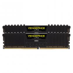 8GB,(2x4GB),Corsair,Vengeance,LPX,2400Mhz,DDR4,Memory,-,Black,