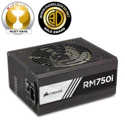 750W,-,Corsair,RM750i,,80+,Gold,Full-Modular,Power,Supply,