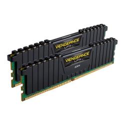 16GB,(2x8GB),Corsair,Vengeance,LPX,2666MHz,DDR4,Memory,-,Black,