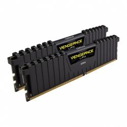 16GB,(2x8GB),2133MHz,Corsair,Vengeance,LPX,DDR4,Memory,-,Black,
