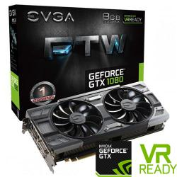 EVGA,,GeForce,GTX,1080,FTW,ACX,3.0,-,8GB,Graphics,Card,