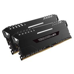16GB,(2x8GB),Corsair,Vengeance,White,LED,2666Mhz,DDR4,Memory,