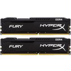 8GB,(2x4GB),2133MHz,Kingston,HyperX,Fury,DDR4,Memory,-,Black,