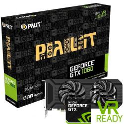 Palit,GeForce,GTX,1060,Dual,-,6GB,Graphics,Card,