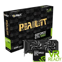 PALIT,NVIDIA,GeForce,GTX,1060,3GB,DUAL,Graphics,Card,