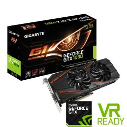 Gigabyte,NVIDIA,GeForce,GTX,1060,3GB,G1,GAMING,Graphics,Card,