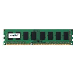 Crucial,1x4GB,DDR3L,1600MHz,-,Dual,Voltage,Memory,