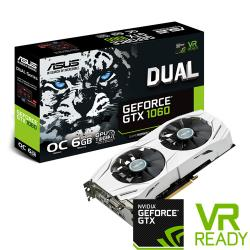 ASUS,NVIDIA,GeForce,GTX,1060,DUAL,O.C.,6GB,-,Graphics,Card,