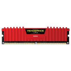 Corsair,Vengeance,LPX,,4GB,(1x4GB),2400MHz,DDR4,-,Red,