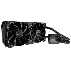 be,quiet!,280mm,Silent,Loop,AIO,Watercooler,with,Dual,Fans,