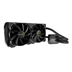 be,quiet!,240mm,Silent,Loop,AIO,Watercooler,with,Dual,Fans,