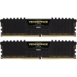 16GB,(2x8GB),Corsair,Vengeance,LPX,2400MHz,DDR4,Memory,-Black,