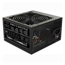 500W,-,Aerocool,Integrator,80+,Cert,Power,Supply,-,OEM,