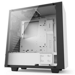 NZXT,S340,Elite,Tempered,Glass,Gaming,Case,-,White,