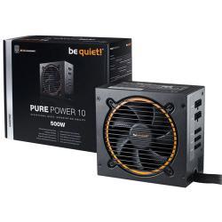 be,quiet!,500W,Pure,Power,10,CM,Semi,Modular,PSU,